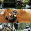 4x4, driften, slippen, quad, segway, paintball in 1 groepsuitje.