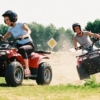 Crossen met quad, jeeps en mountainbike als cadeau of groepsarrangement te Oss.