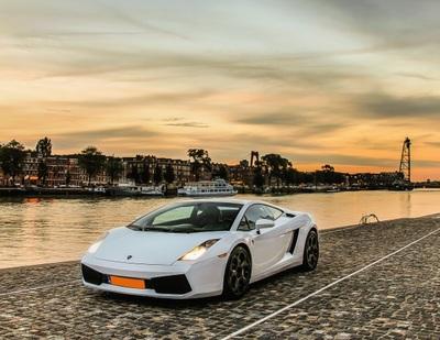 Lamborghini Gallardo Rijden In Heel Nederland En Belgie Als