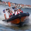 RIB powerboat Experience een snelle boottocht te Volendam.