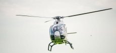 Helikopter rondvlucht