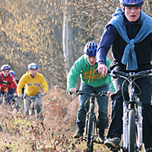 Mountainbiken Ardennen