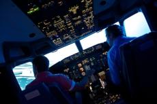 Boeing vliegen